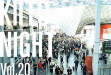 キイトナイト20「デザインレポート03:ミラノサローネ2018-学生展示から読むデザインの動向-」