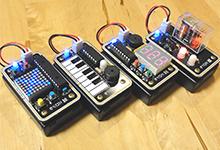 minneのアトリエ 神戸「ロボット工房のらとりえさんの作って遊んで学べる♪  のらぴか電子工作教室 」