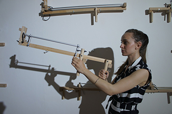 ECAL「#Photo Booth」: Kévin Gouriou and Calypso Mahieu,The Selfie Project
