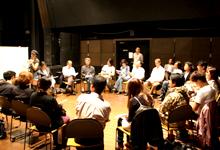 「デザイン都市・神戸」を和やかに市長と語り合う会(タウンミーティング)