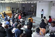 インタラクションデザイン・ワークショップ 「Body Futures」 公開講評会