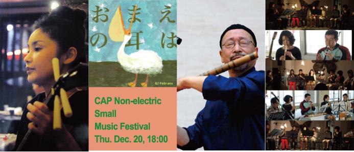 CAP Non-electric Small Music Festival