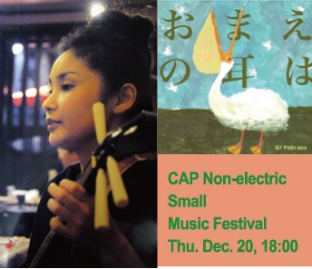 CAP Non-electric Small Music Festival