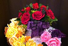 Royal flowers プリザーブドフラワーレッスン