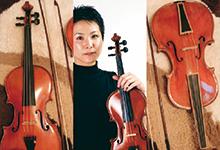 谷本華子 無伴奏バイオリンリサイタル ~バロックから現代まで~