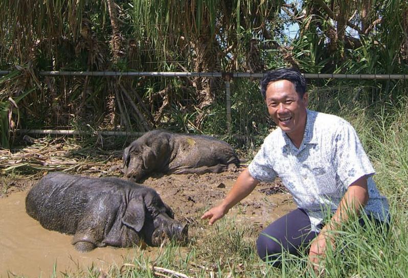 神戸料理フォーラム vol.2 トークイベント「琉球弧の在来豚と生きる」