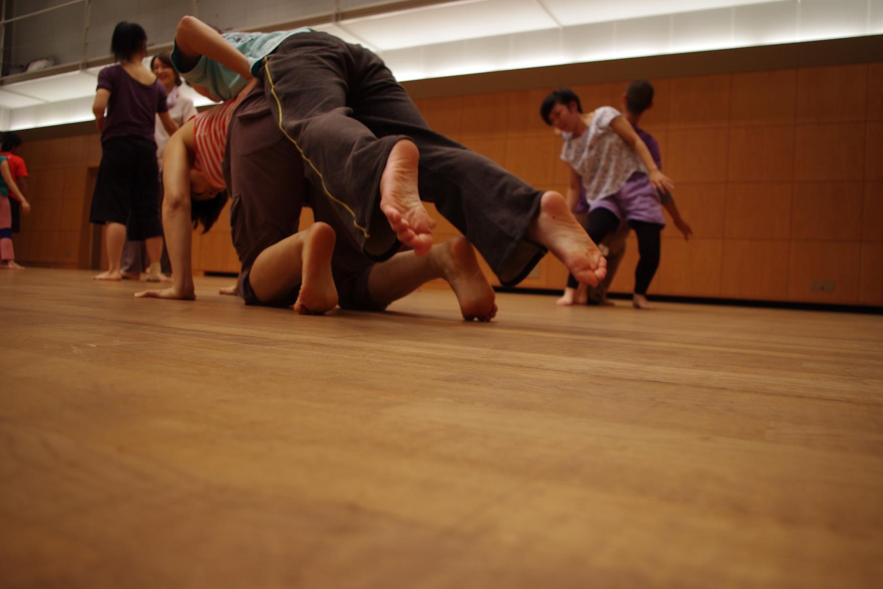 ショーイング「ダンスで巡るKIITOの旅」鑑賞ツアー