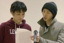 「濱口竜介 即興演技ワークショップ in Kobe」成果発表:キャラクター・インタビュー映像展示