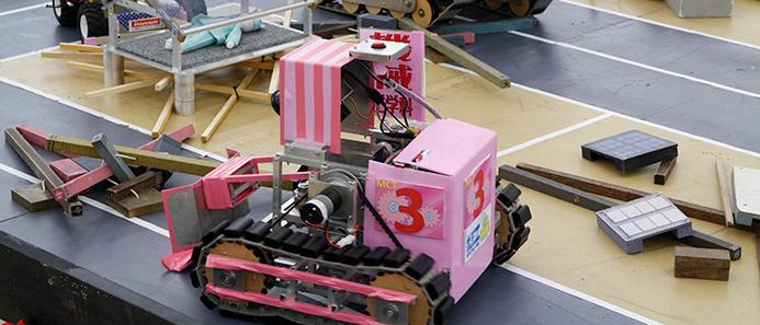 inrevium杯 第14回 レスキューロボットコンテスト競技会本選