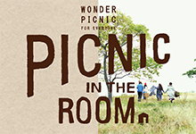 WONDER PICNIC PICNIC IN THE ROOM.