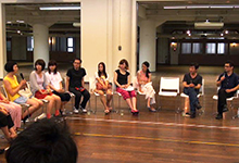 CIMJ 6th Talk Session「空間とコンタクト」
