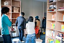 【オープンKIITO2015】クリエイティブラボオープンスタジオ