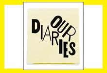 トークイベント「日記の魅力 〜日記文学と日記のことば〜」(「OUR DIARIES KOBE」展 関連企画)