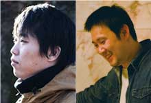 小森はるか+瀬尾夏美 巡回展 波のした、土のうえ in 神戸 トークイベント 1