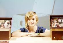 Chloe Meineck「Kobe Music Memory Box」展示