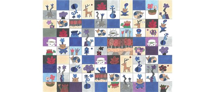 女子美術大学同窓会100周年〈まなざしの先に〉 大阪支部・兵庫支部合同展