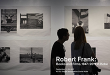 Robert Frank: Books and Films, 1947-2017