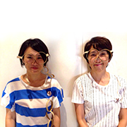 マキコムズ(マスダマキコ+カワサキマキ)