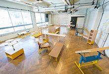 セルフ・ビルド・ワークショップ 「あそび」のための「大きな家具/小さな建築」2(ゲスト:+tic)