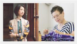 〈高齢化が進む台湾の先進事例から学ぶ、連続トークセッション〉②「高齢者と取り組む新しいファッションデザイン」