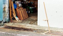 ものづくりワークショップ「HIROYUKI IKEUCHI STUDIO 池内さんと、コートラックをつくる。」