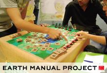 """〝遊びながら学ぶ""""地震ゲームを作るデザインワークショップ"""
