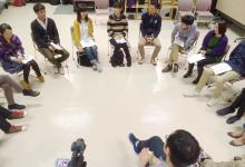 「濱口竜介 即興演技ワークショップ in Kobe」成果発表:『BRIDES(仮)』公開本読み