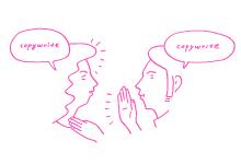 +クリエイティブレクチャー 岡本欣也 「売り言葉と買い言葉。2」 KIITOから生まれた、まちを元気にする言葉