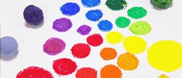 こどもたちのキラキラ笑顔を引き出す色彩と造形講座